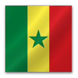 Senegal-Flag-256